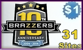 Adult pay site ranking with Brazzers review