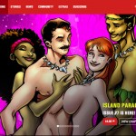 Best xxx pay website providing wonderful comic soft-porn flicks