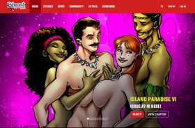 Best xxx pay website providing wonderful comic soft-porn flicks