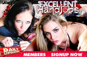 Top premium xxx site if you're into stunning handjob quality porn