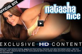 best pay porn site with the hottest pornstar Natasha Nice