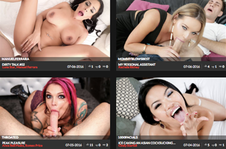 The greatest pay porn site to get some fine xxx flicks