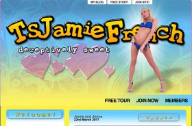 Recommended xxx site featuring top notch tranny flicks