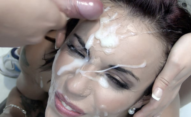 Top fetish porn site if you're up for some high-quality cumshot material