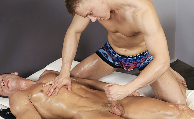 Most popular premium site to access class-A gay massage flicks